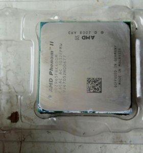 AMD Phenom ii x4 3.4 ГГц AM3