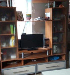 Горка - шкаф для ТВ