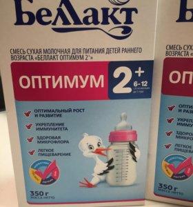 Смесь Беллакт оптимум 2 (6-12 месяцев)