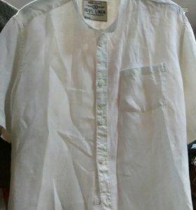 Рубашка -лен 100%
