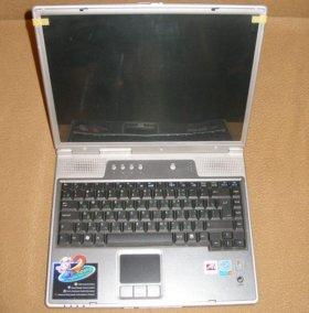 2 ноутбука Asus A2800S 15 P4 512Mb Rad 9600
