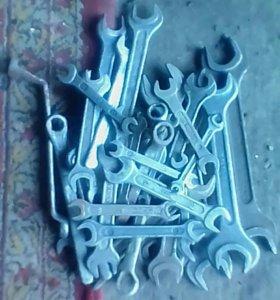 Инструменты,ключи
