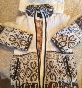Куртка 7-11 лет