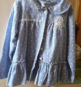 Туника-блузка