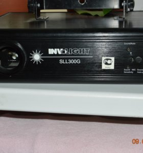 Лазер involight SLL300G