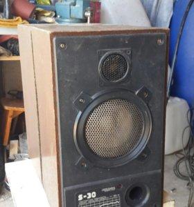 Колонки Радиотехника S30 10АС-222