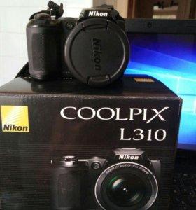 Продам фотоаппарат Nikon coolpix L310