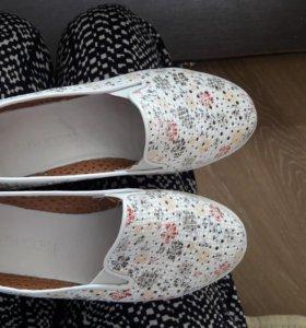 Слипоны-макасины-туфли