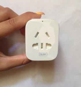 Xiaomi smart socket умная wifi розетка