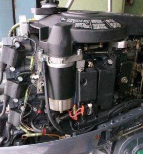 Лодочный мотор ямаха 30 3х цилиндровая