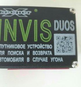GPS трекер INVIS DUOS