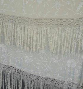 Шелковый платок...