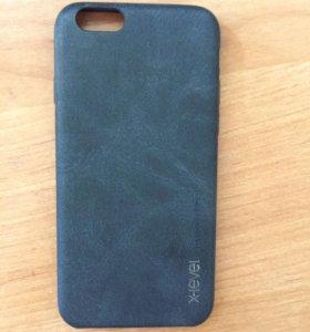 Фирменный чехол от x-level на iPhone 6/6s