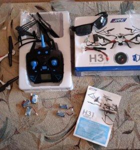 Квадрокоптер JJRC H31