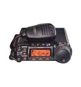 Базово-мобильный КВ, УКВ трансивер YAESU FT-857D