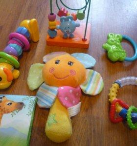 игрушки, погремушки