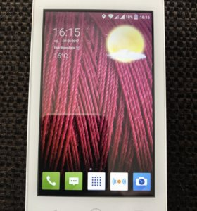 Смартфон ALCATEL 4045D  LTE
