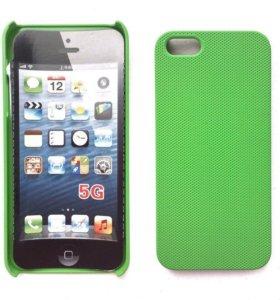 Крутой карбоновый кейс на IPhone 5 5s SE
