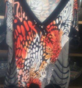 Блуза женская 52-54 размер