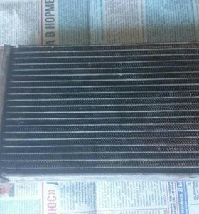 Медный радиатор отопителя ваз-2110