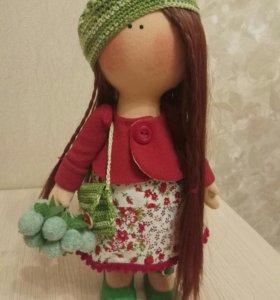 Кукла. Ручная работа