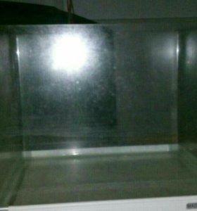 аквариум-10 л и аксессуары к нему