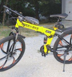 Велосипеды на литых дисках в наличии!