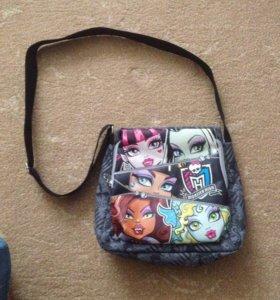 Сумка Monster High