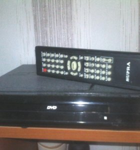 DVD-плеер с пультом