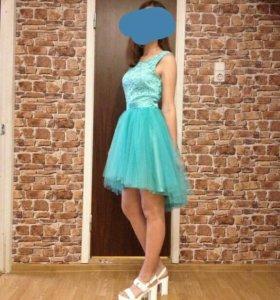 Платье праздничное(выпускное)