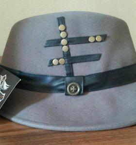 Шляпа трилби Affliction