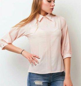 Блузка с рукавами ¾