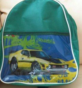 рюкзак-детский-Дошкольный!!    Новый!!!