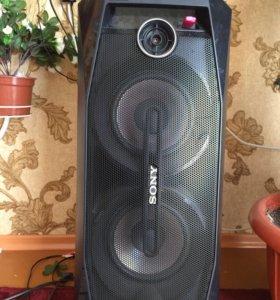 Музыкальный центр Mini Sony GTK-X1BT -