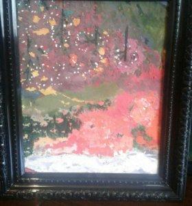 Картины без стекла