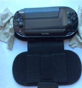 PS VITA (16GB + 26 игр + аксессуары)