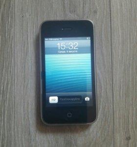 iPhone 3GS продажа/обмен
