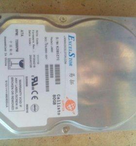 Жесткий диск 80Гб,7200 RPM