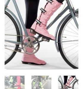 Гамаши велосипедные