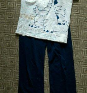 Пижама или домашниый костюм Play Today