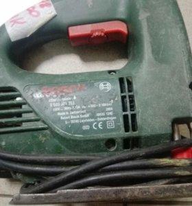 Электро лобзик Bosch