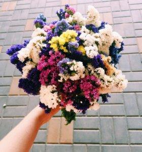 Цветы (сухоцвет)