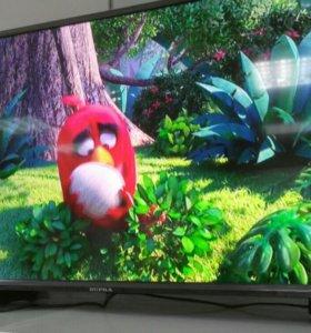 Новый Телевизор Supra 107 см