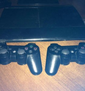 Срочно Sony PlayStation 3 Super Slim 500гб