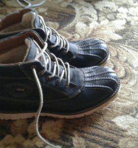 Зимние ботинки Napapuri