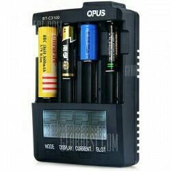 Зарядное устройство OPUS BT-3100