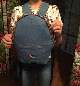 Кенгурин рюкзак