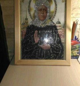 Икона Матрона Великая