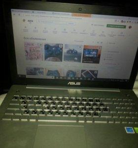 Ноутбук ASUS N550LF i7