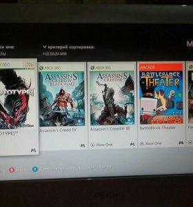 Xbox360 20игр